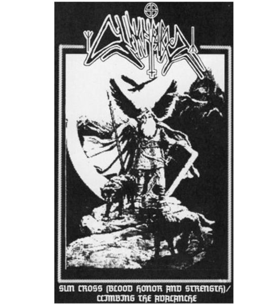 "Sunchariot ""Sun Cross / Climbing the Avalance"" tape"