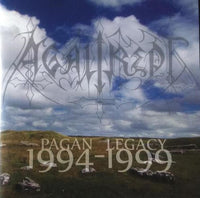 "Agalirept ""Pagan Legacy 1994 - 1999"" CD"