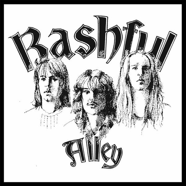 "Bashful Alley ""It's About Time"" LP"
