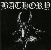 "Bathory ""Bathory"" CD"