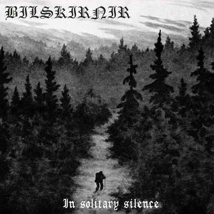 "Bilskirnir ""In Solitary Silence"" CD"
