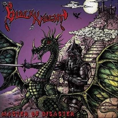 "Black Knight ""Master of Disaster"" CD"