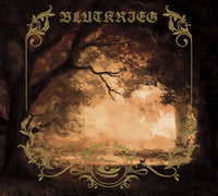 "Blutkrieg ‎""Wotan's Harrow"" CD"