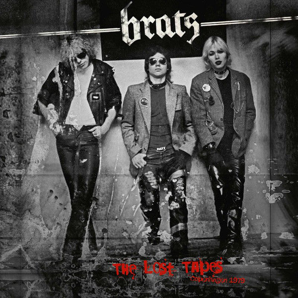 "Brats ""The Lost Tapes - Copenhagen 1979"" LP"