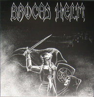"Brocas Helm ‎""Demonstration Of Might"" 2LP"