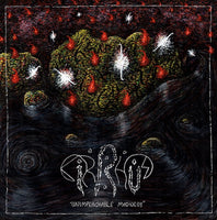 "Cirrhus ""Unimpeachable Madness"" LP"