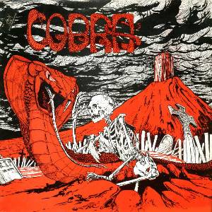 "Cobra ""Back from the Dead"" LP"