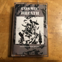 "Cosmic Breath ""Five Pointed Snow Mounds"" tape"