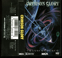 "Crimson Glory ""Transcendence"" tape"