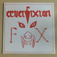 "Crucifixion ""The Fox"" 7"""