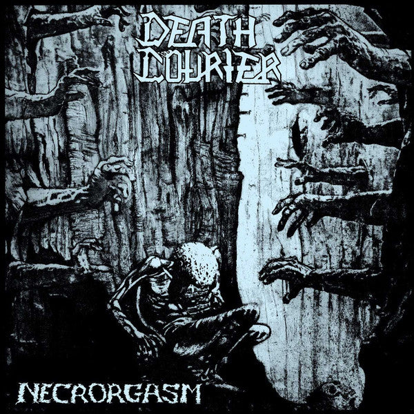 "Death Courier ""EP and Demo"" LP"