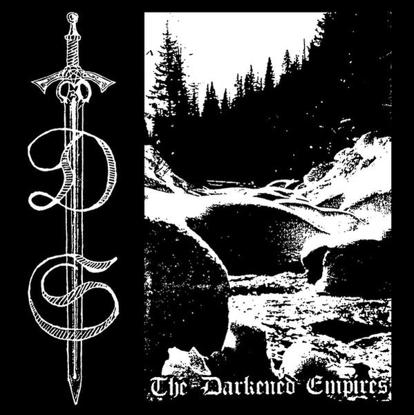 "Depressive Silence ""The Darkened Empires"" LP"