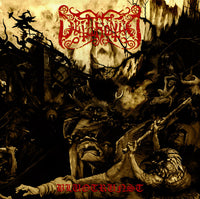 "Dethroned ‎""Bluotrunst"" LP"