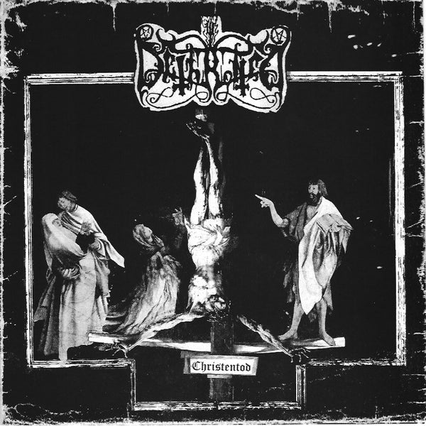 "Dethroned ""Christentod"" 7"" EP"