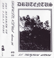 "Drutentus ""In Frigidis Silvis"" tape"