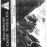Mightiest / Depressive Silence split tape
