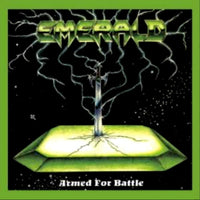 "Emerald ""Armed for Battle"" LP"