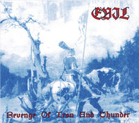 "Evil ""Revenge Of Iron And Thunder"" CD"