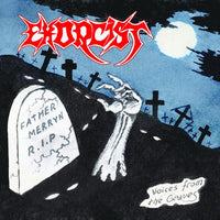 "Exorcist ""Voices from the Grave"" LP"