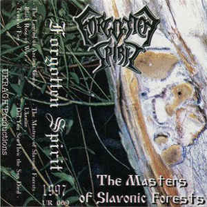 "Forgotten Spirit ""The Masters of Slavonic Forests"" tape"