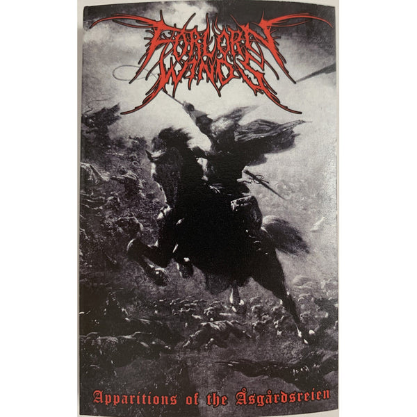 "Forlorn Winds ""Apparitions Of The Åsgårdsreien"" tape"