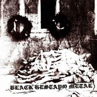 "Gestapo 666 ""Black Gestapo Metal"" LP"