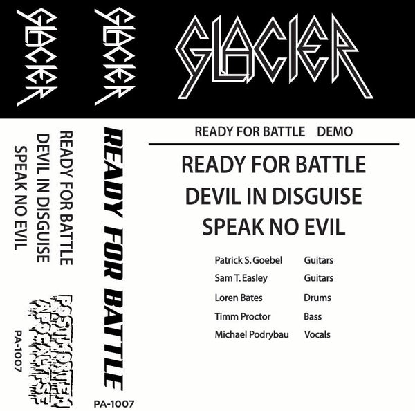 "Glacier ""Ready for Battle"" tape"