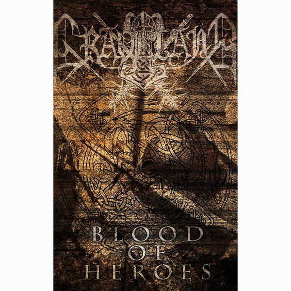 "Graveland ""Bood of Heroes"" tape"