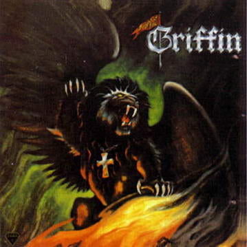 "Griffin ""Flight of the Griffin"" LP"