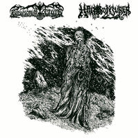 Ceremonial Torture / Hail Conjurer split LP