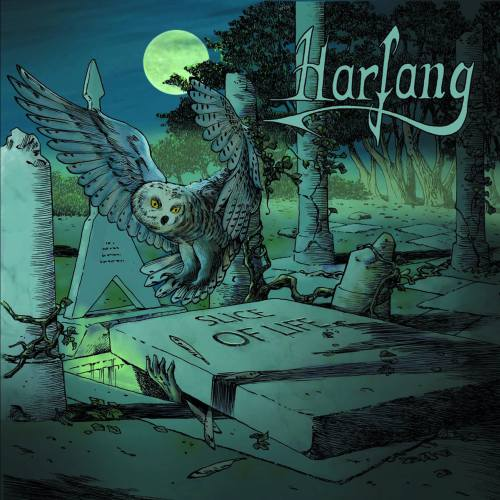 "Harfang ""Slice of Life"" 2CD"