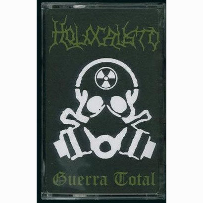 "Holocausto ""Guerra Total"" tape"
