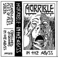 "Horrible ""In the Abyss"" tape"