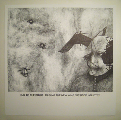 "Hum Of The Druid ‎""Raising The New Wing / Braided Industry"" LP"