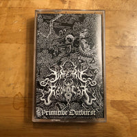 "Inferno Requiem ""Primitive Outburst"" tape"