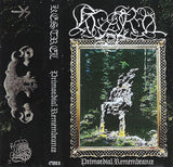 "Kestrel ""Primordial Remembrance"" tape"