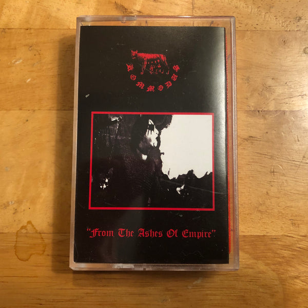 "Kommodus ""From The Ashes Of Empire"" tape"