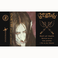 "Mortiis ""Blood and Thunder"" tape"