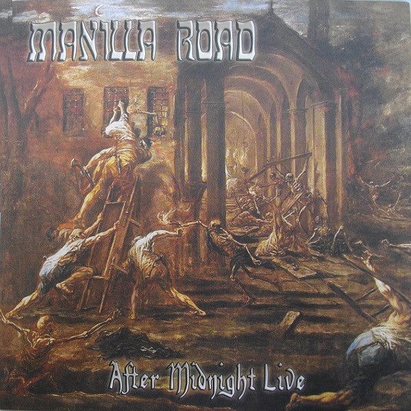 "Manilla Road ""After Midnight Live"" LP"