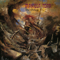 "Manilla Road ""The Deluge"" LP"