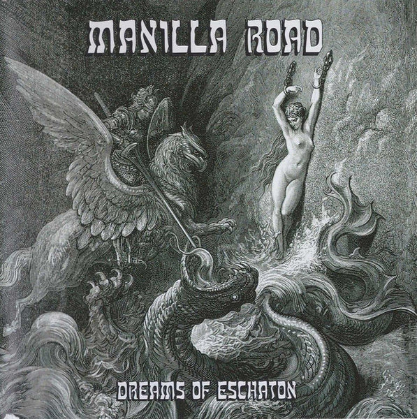 "Manilla Road ""Dreams of Eschaton"" DLP"