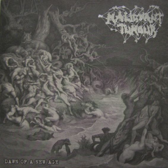 "Malignant Tumour ""Dawn of a New Age"" LP"