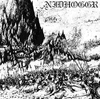 "Nidhoggr ""Ravens over the Road of Kings"" 7"""