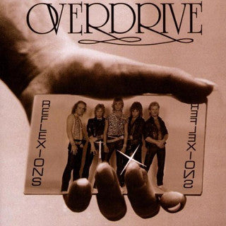 "Overdrive ""Reflexions"" LP"