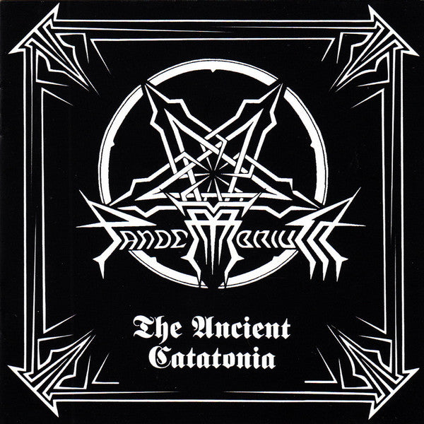 "Pandemonium ""The Ancient Catatonia"" CD"