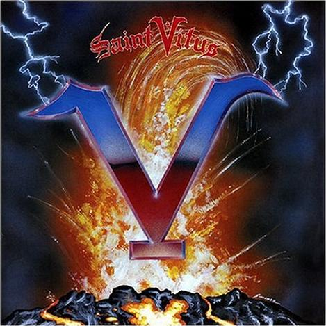 "Saint Vitus ""V"" LP"