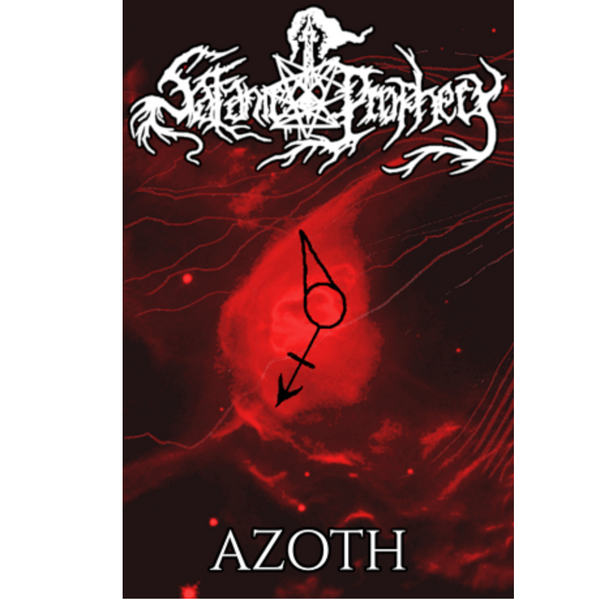 "Satanic Prophecy ""Azoth"" tape"