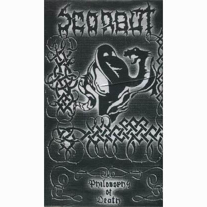 "Scorbut ""Philosophy of Death"" tape"