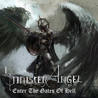 "Sinister Angel ""Enter the Gates of Hell"" LP"
