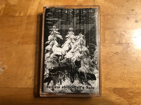 "V/A ""Soldiers of the Wolf's Rune"" tape"